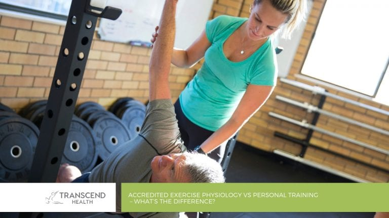 Accredited Exercise Physiology vs Personal Training – What's the Difference?