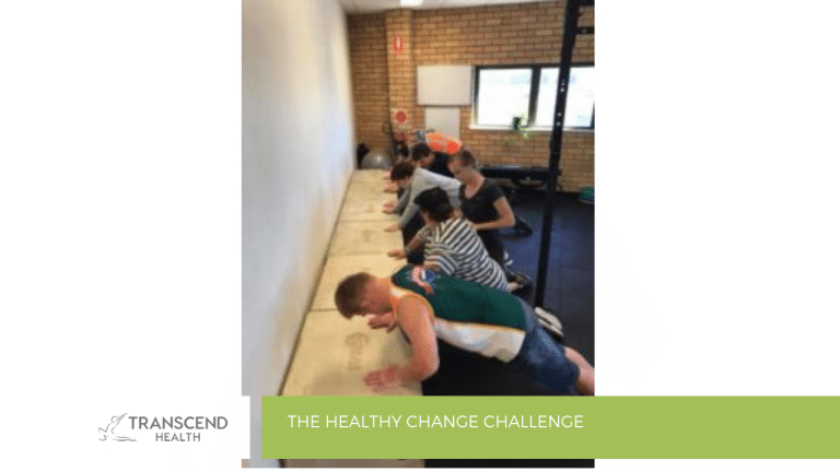 The Healthy Change Challenge