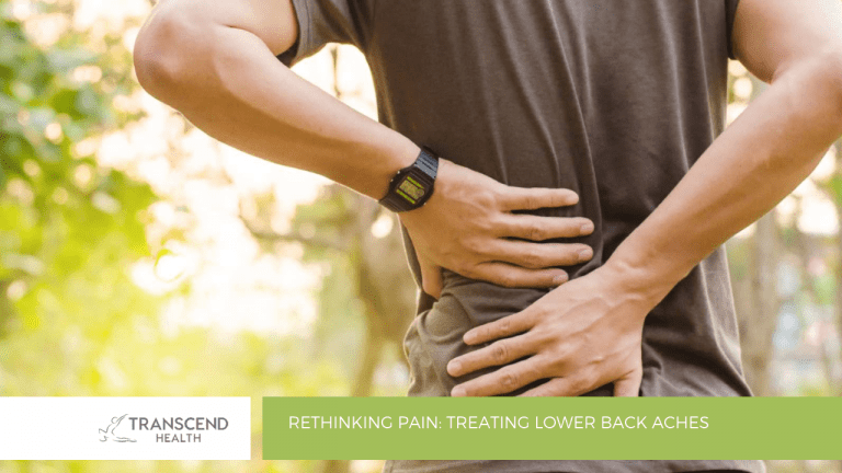 Rethinking Pain: Treating Lower Back Aches