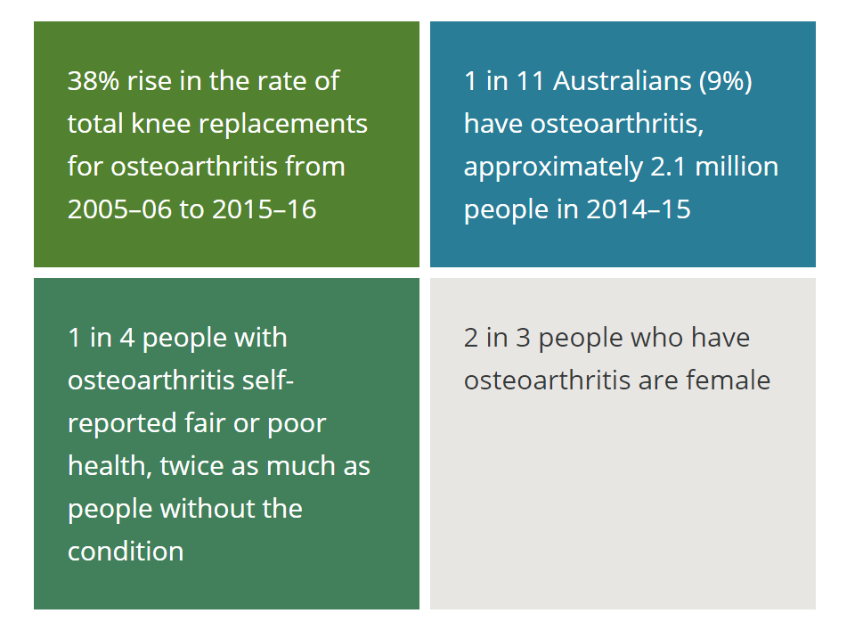 osteoarthritis physiotherapy