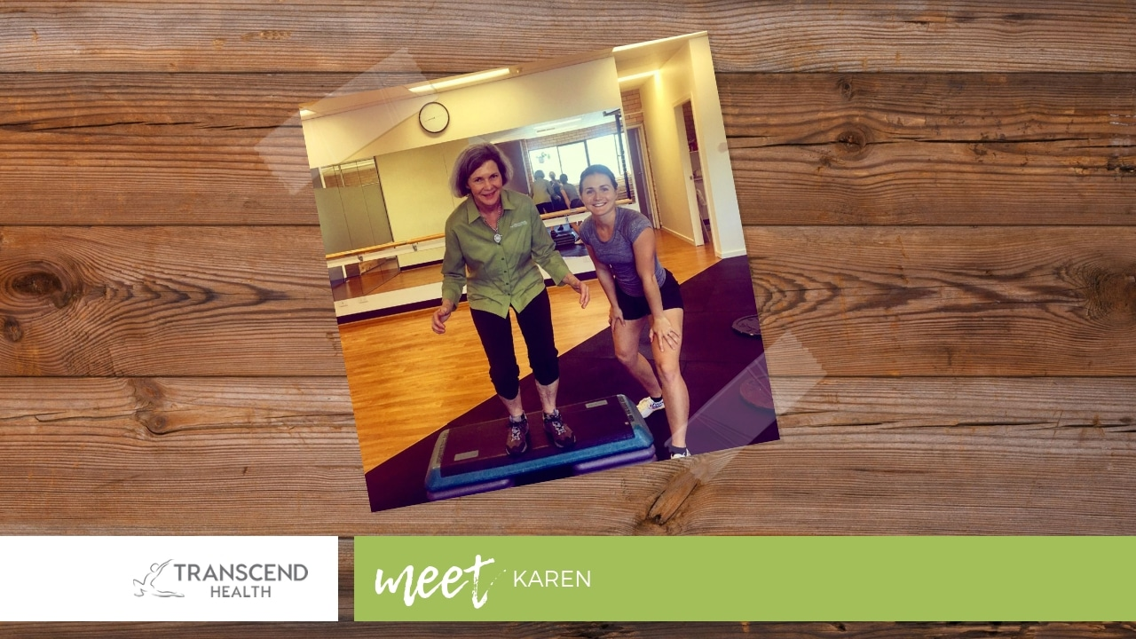 Meet Karen, exercise physiologist newcastle, physiotherapist newcastle