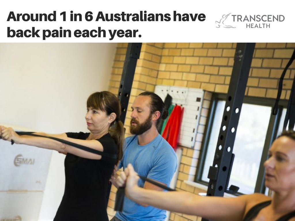 movement back pain