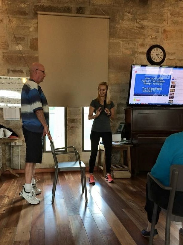 transcend health guest speaking